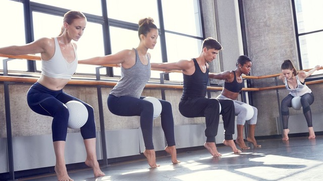 Barre-The Definite Guide